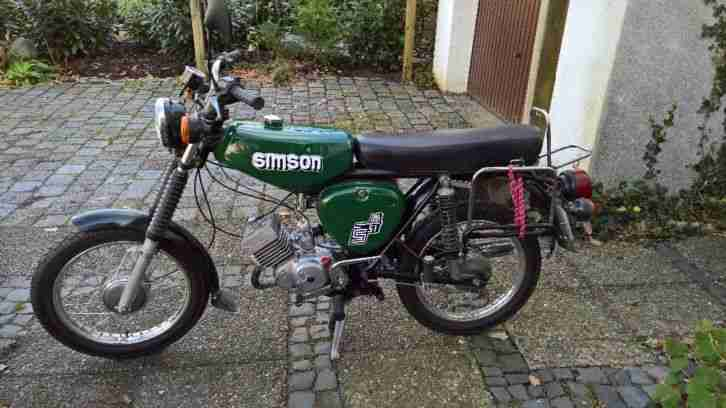 Simson S 51 B