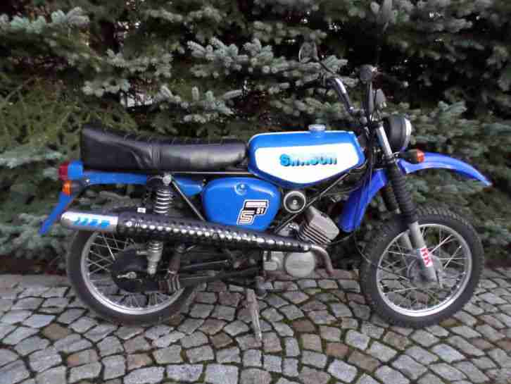 simson s51 enduro baujahr 1986 bestes angebot von simson. Black Bedroom Furniture Sets. Home Design Ideas