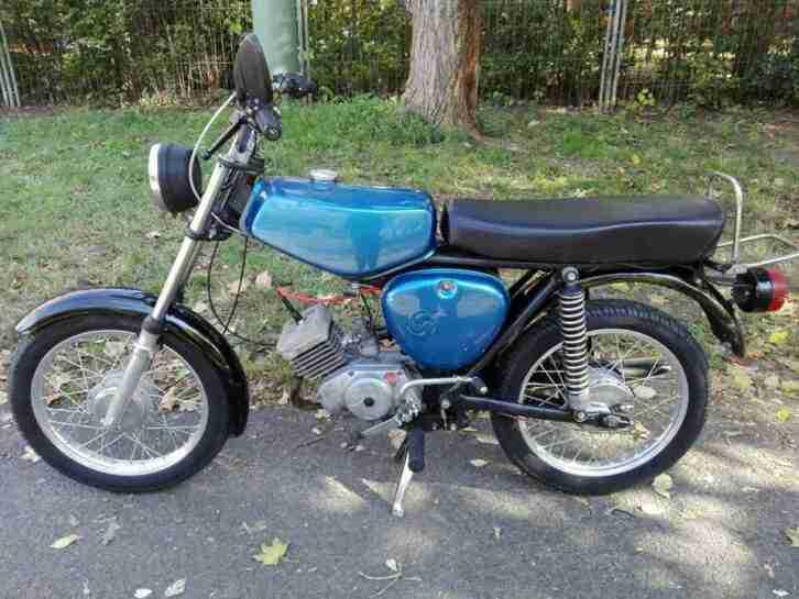 Simson S51 Motorrader