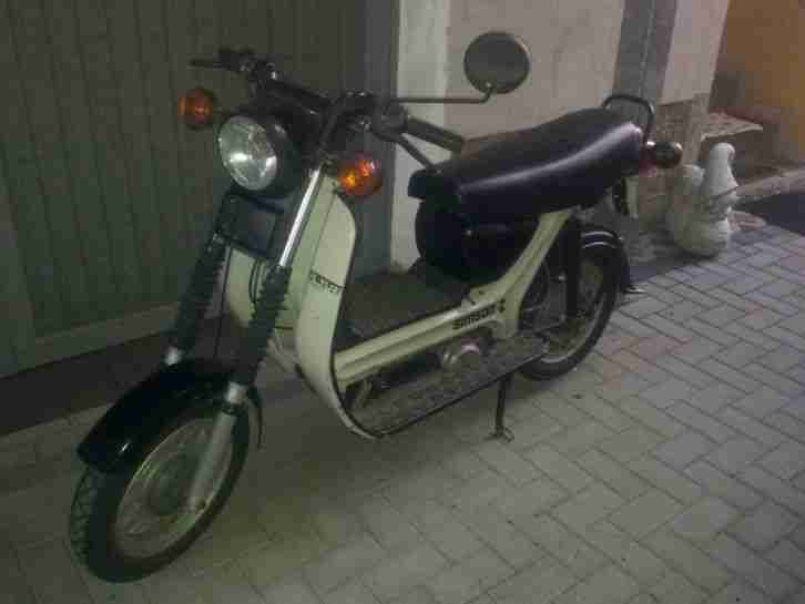 SR 50 Roller Moped 12V 4 Gang