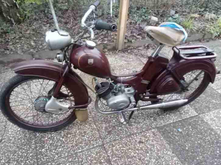simson sr2 mofa moped oldtimer baujahr 1958 bestes. Black Bedroom Furniture Sets. Home Design Ideas