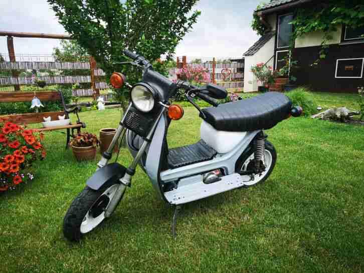 Simson Sr50 Moped. 12 V