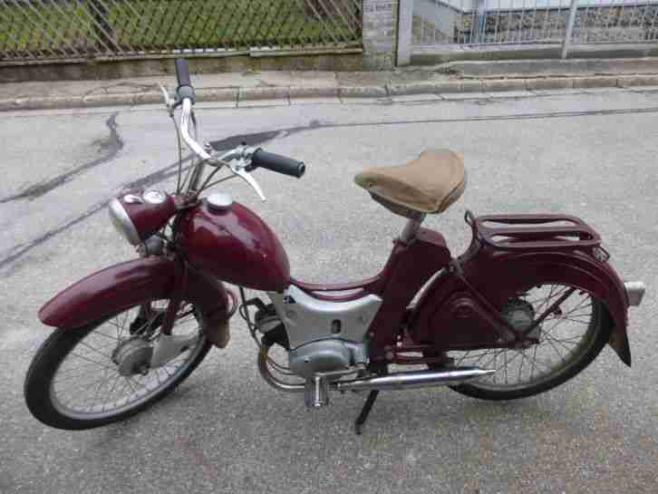simson suhl veb sr 2 e moped 1964 l uft mit bestes. Black Bedroom Furniture Sets. Home Design Ideas