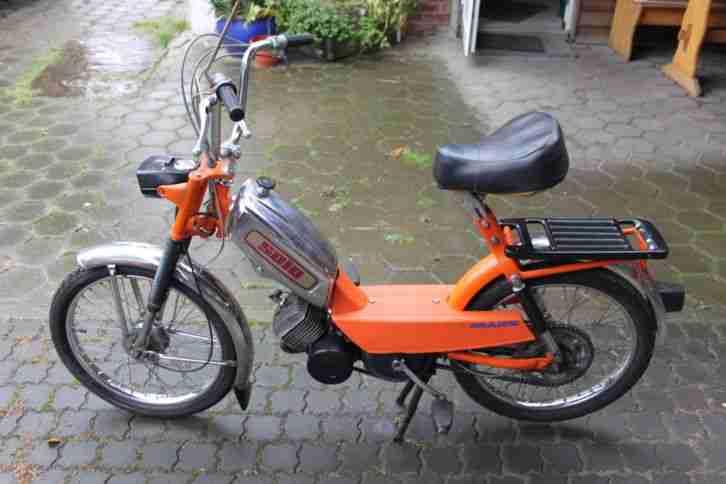 Solo 713 Moped von 1974 Original mit Papiere läuft