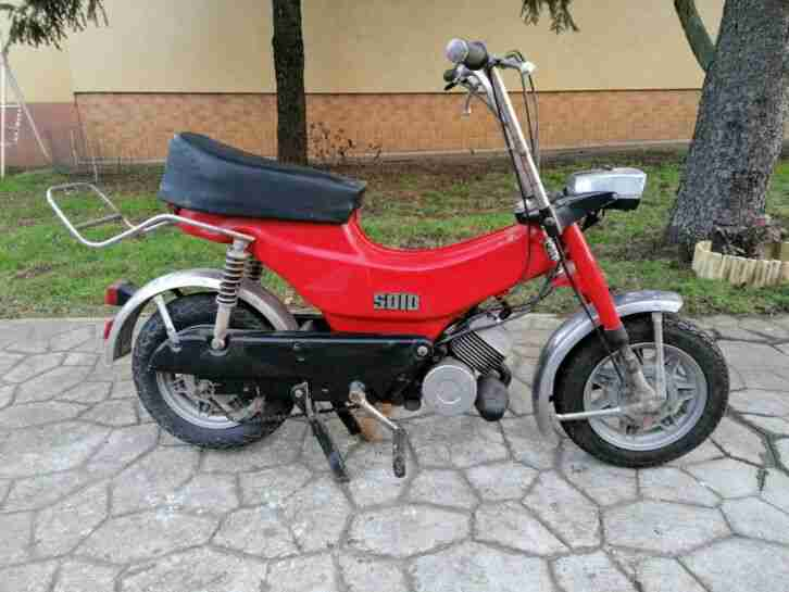 Solo 725 Moped, fundzustand, Bj.: 1979