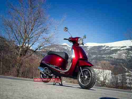 Speedex Capri II 50 Moped 50cc Scooter Roller Euro4 Sonderpreis Netto 1415,