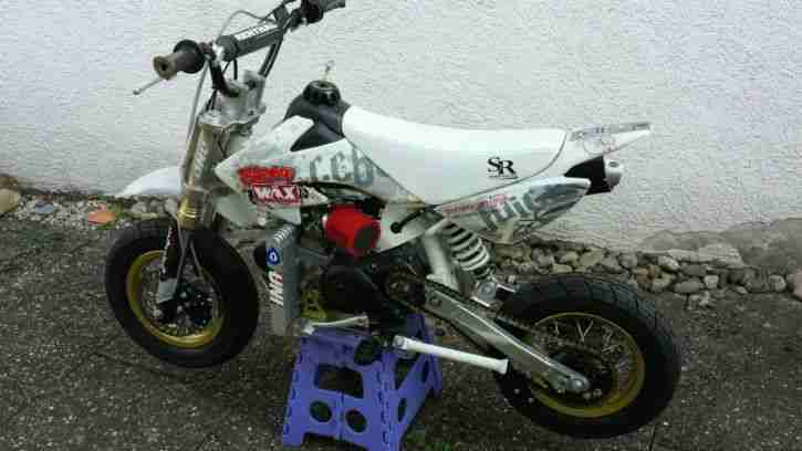 StompRacing 10 Supermoto 150 Lifan