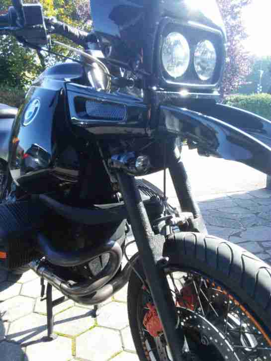 Supermoto MONSTER Q