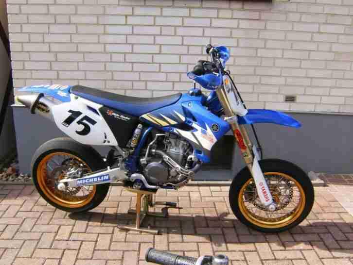 Supermoto Yamaha YZ 450 F