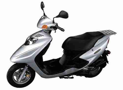 Suzuki 125 UE Motorroller