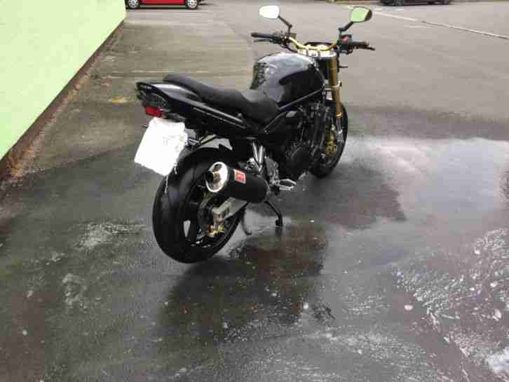 Kawasaki ZRX 1100 Umbau auf Z 900 V max 223 - Bestes