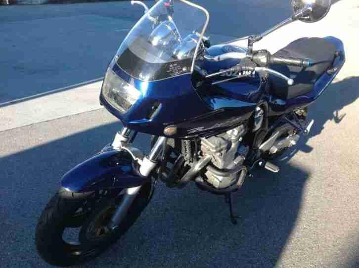 Suzuki Bandit 600 Anfänger günstig