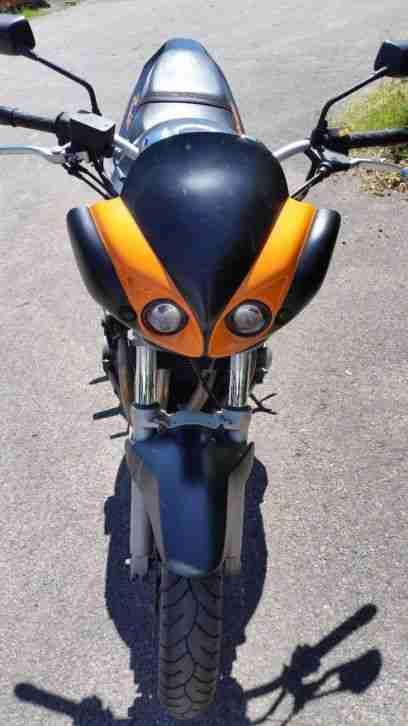 Suzuki Bandit 600 evtl gegen Roller