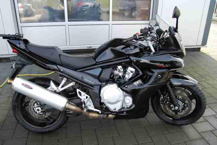 Suzuki Gsx650F ABS tourer naked 48 ps 35 kw - Bestes