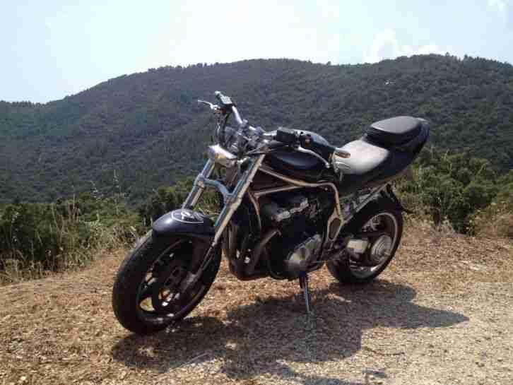 Suzuki Bandit GSF1200 Streetfighter