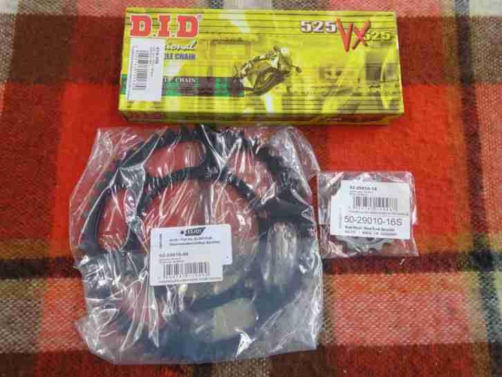 Suzuki DID VX Kettensatz GSX R 600 SRAD ab 98