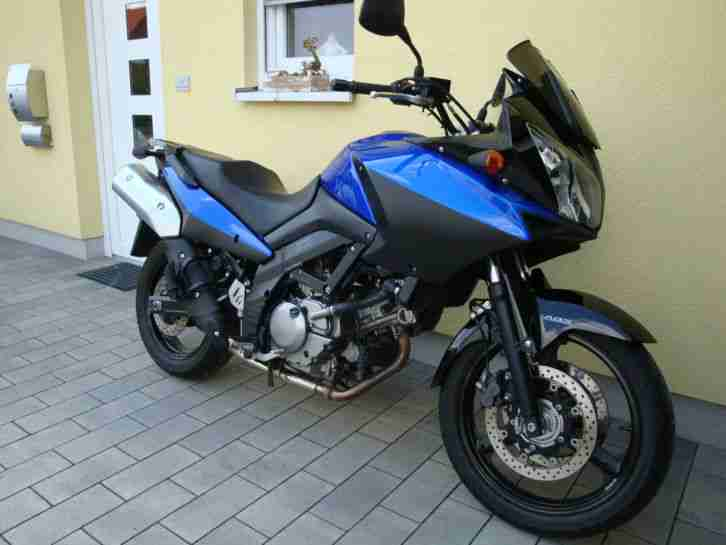 DL650A V Strom, ABS, 1Hand