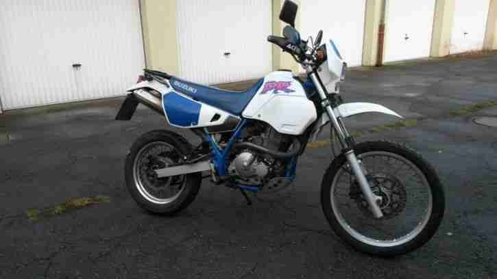 DR 650 RE