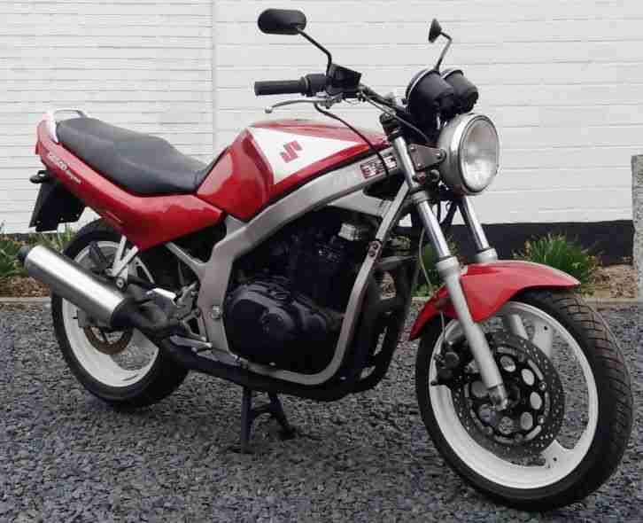 Motorrad Suzuki GS 500 - Bestes Angebot von Suzuki.
