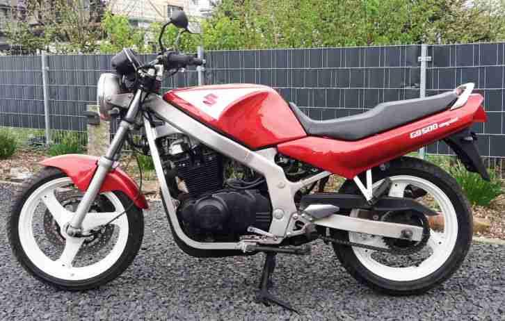 Suzuki GS 500 e - Bestes Angebot von Suzuki.