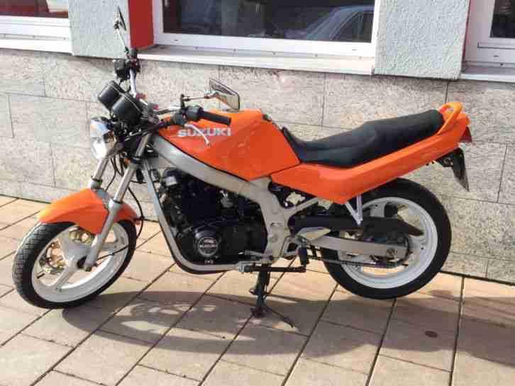 Suzuki GS 500 TÜV NEU Naked Motorrad - Bestes Angebot von Suzuki.