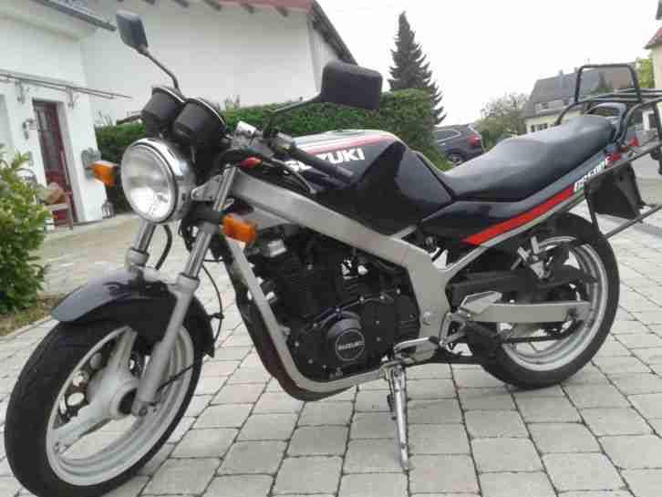 Suzuki GS 500 E TÜV neu 18.000 km mit - Bestes Angebot von Suzuki.