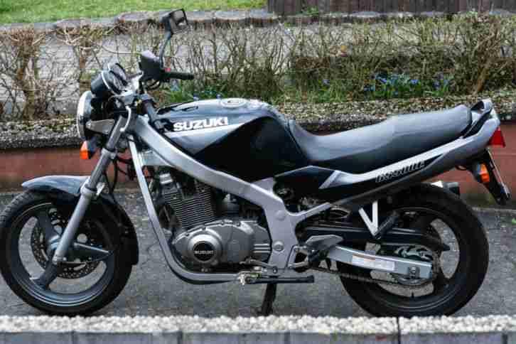Suzuki GS 500 TÜV NEU Naked Motorrad - Bestes Angebot von