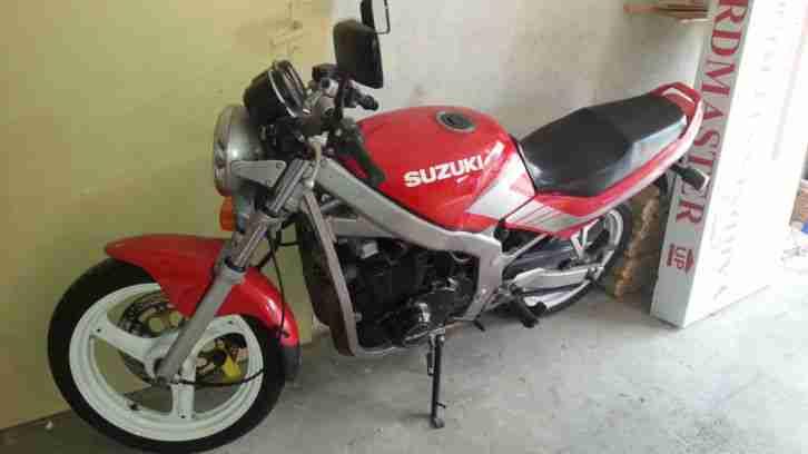 Suzuki GS 500 E mit Vollverkleidung und sehr - Bestes Angebot von Suzuki.