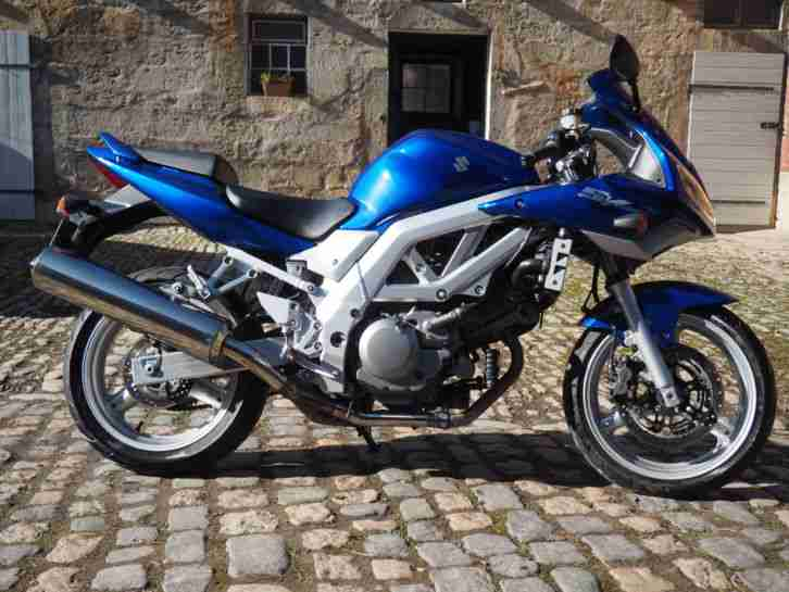 SV 650 S Supersport 1a Zustand