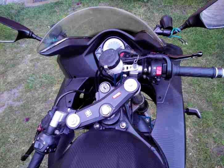 Biete schweren Herzens meine Suzuki SV650 Naked K03 (10236km)! : Biete
