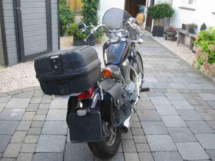 Suzuki Savage LS 650 gebraucht 22553 KM