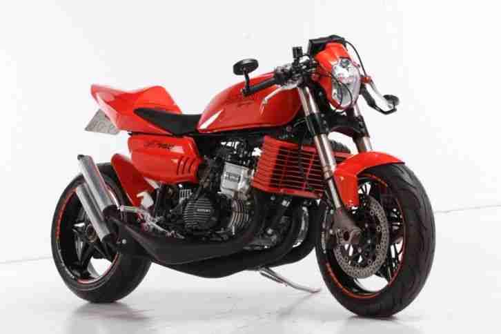 Suzuki gt750 Racing Custombike Oldtimer