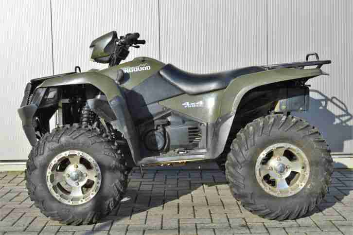 Suzuki king quad 750AXI SUPER ZUSTAND