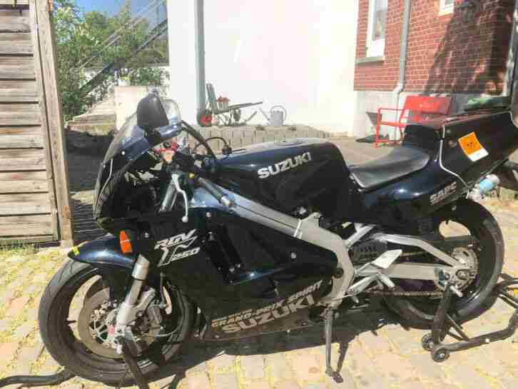 Suzuki rgv 250 vj22b ´91