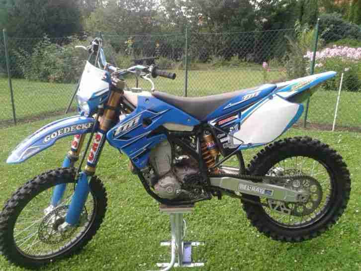 TM MX 450 Top Zustand