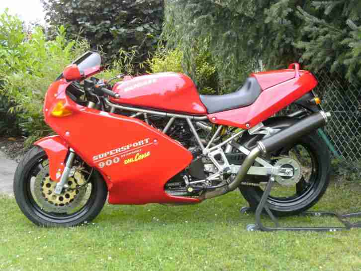 TOP Ducati Supersport 900 Desmodue