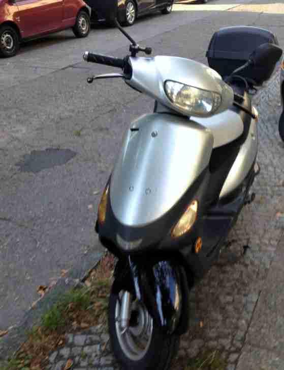 TOP Motorroller Roller 50ccm inkl. Versicherung - Bestes