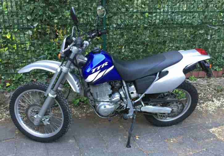 TTR 600 Yamaha Belgarda Original 3.600 Km TT 600 RE neuwertig