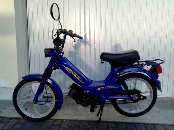 Tomos Califone sehr schönes Moped.wenig km gefahren..