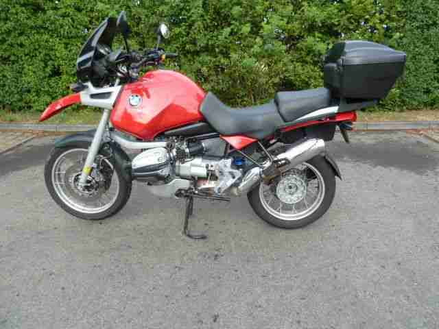 Top R 1100 GS Koffer,