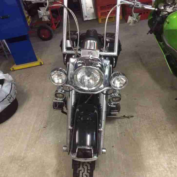 Top Harley Davidson Road King Custom Bj.04