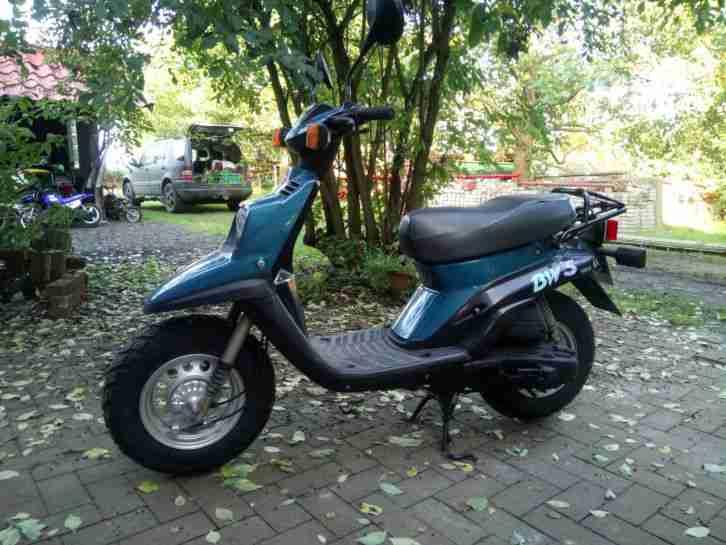 Top Yamaha BWS 50, mit nur 4434km, Automatic,Versand für 99, möglich !