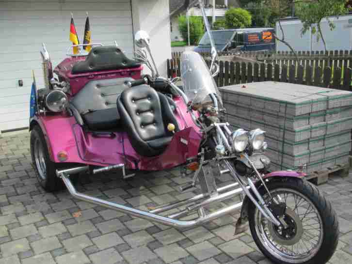trike rewaco vw motor 74ps km34000 bestes angebot. Black Bedroom Furniture Sets. Home Design Ideas