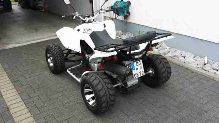 Triton Quad SP 400 Supermoto , LOF , EZ 2010