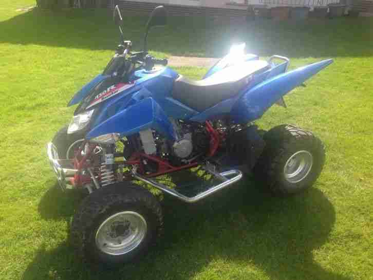 Triton Reactor 450 - Quad (EZ 2012)