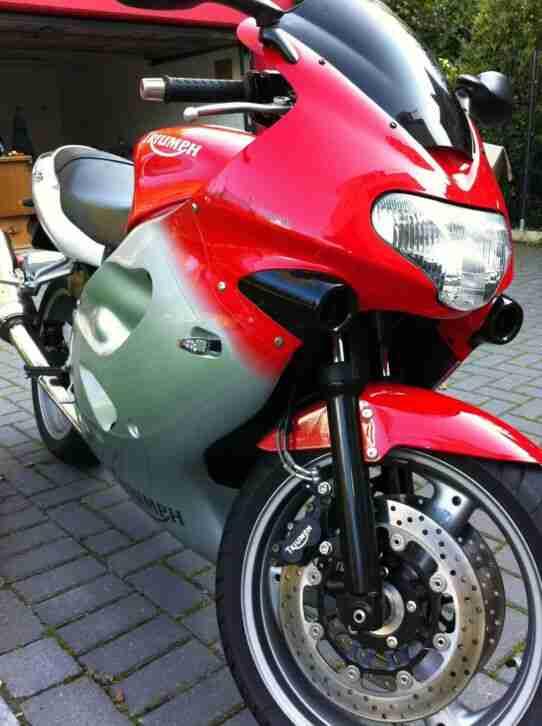 Triump TT 600, Bj 2000