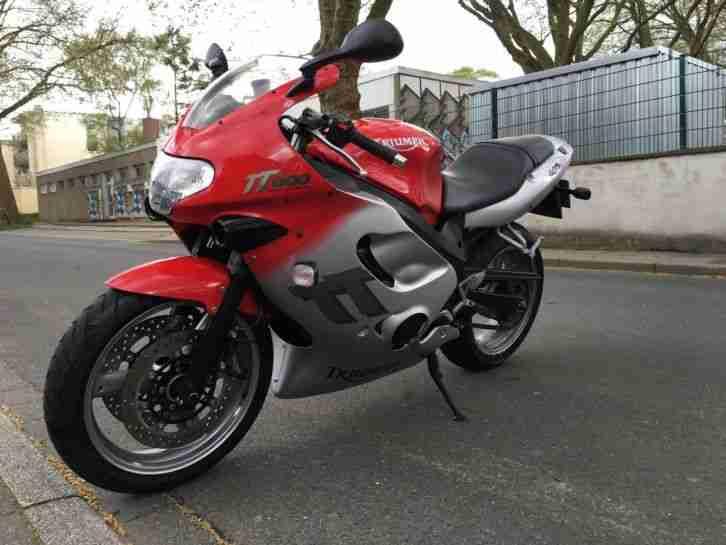 Triumpf TT 600 Motorrad 34 Ps Gedrosselt TÜV ASU Neu