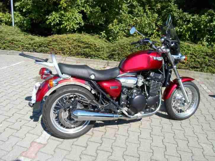 Triumph Legend TT , Liebhaberstück,