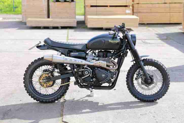 Scrambler 1100 100PS 100Nm