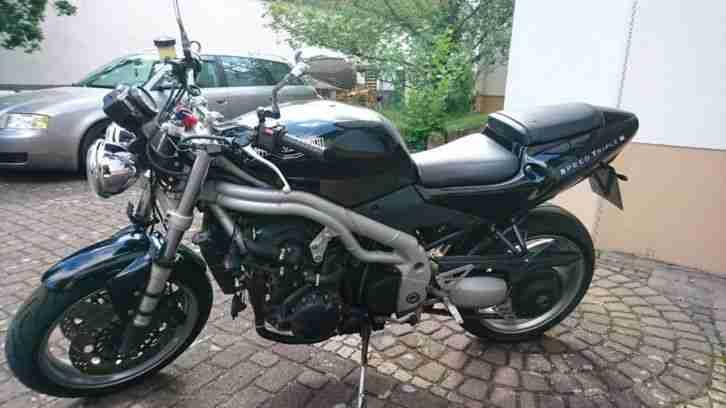Triumph Speed Triple 955i 595n Motorrad